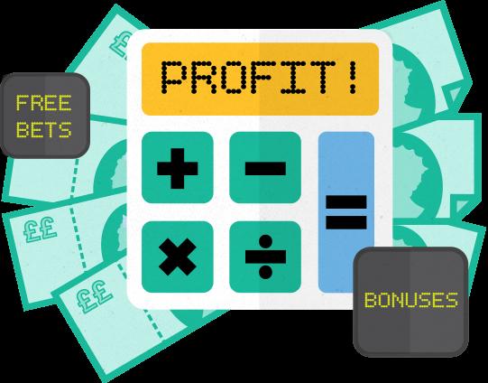 Qual'è il funzionamento dei Bonus nel Matched Betting?