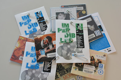 Butlletí de recomanacions musicals de la biblioteca Agustí Centelles.