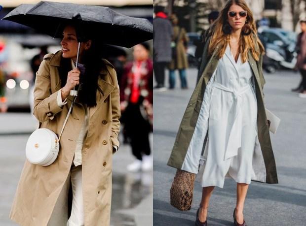 Women Fashion Trench Coat Winter 2019