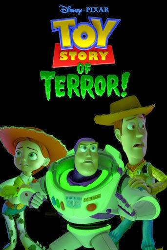 Toy Story of Terror DVDRip Latino