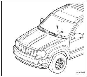 jeep grand cherokee 2005 08 repair manual online guide. Black Bedroom Furniture Sets. Home Design Ideas