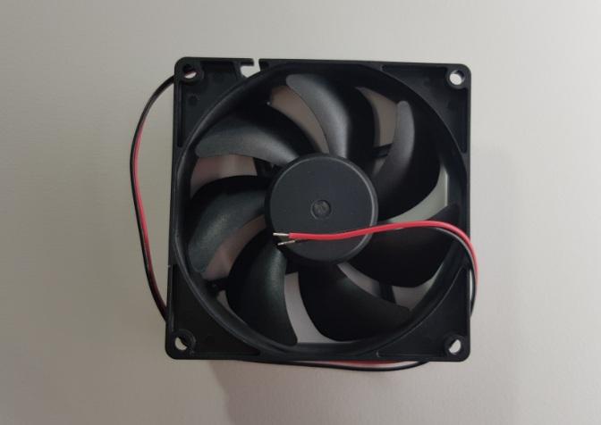 Ebmpapst 8414N//2H DC 24V 2.4W 0.1A 80x80x25mm Cooling Fan