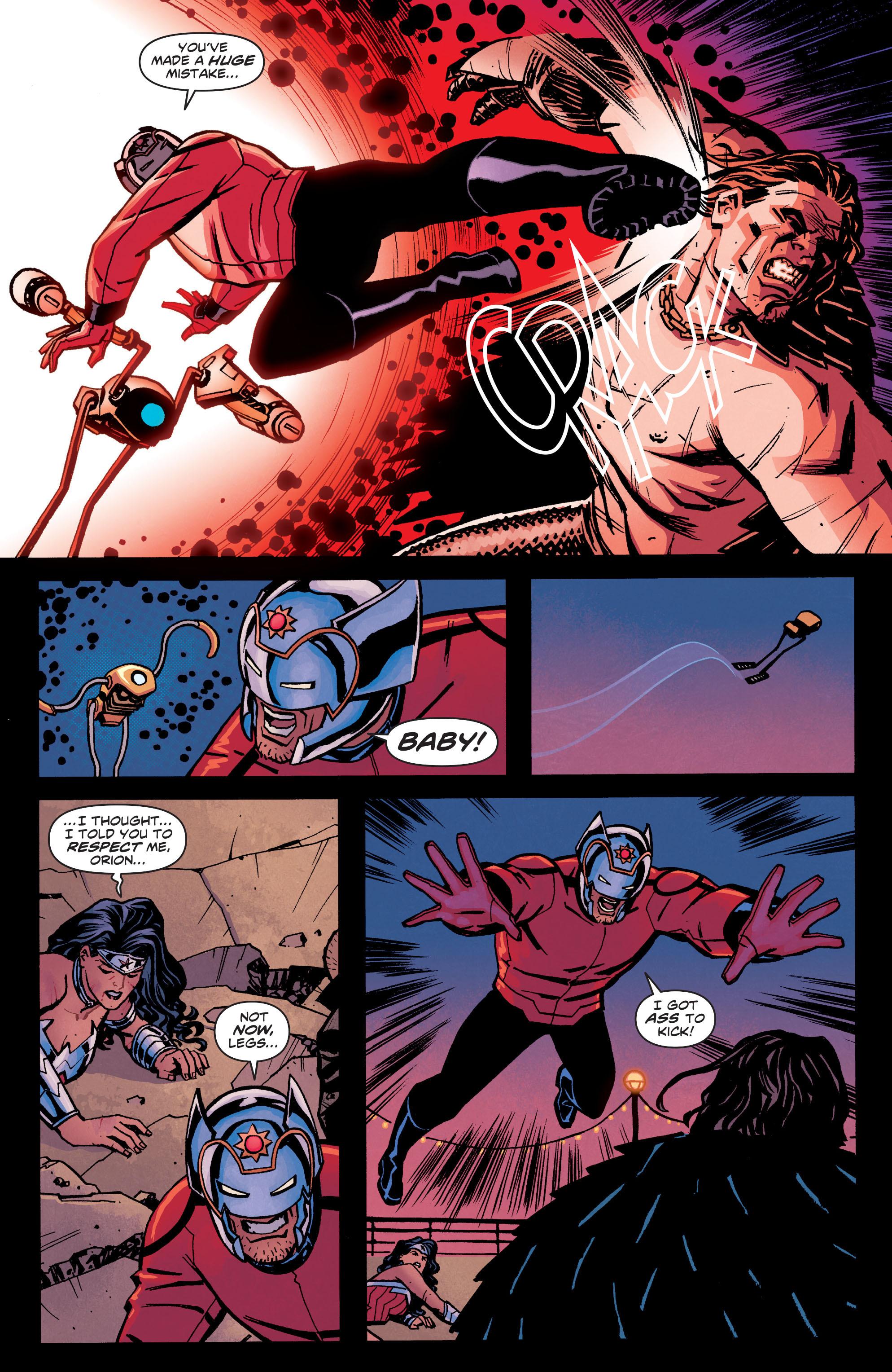 Read online Wonder Woman (2011) comic -  Issue #21 - 11