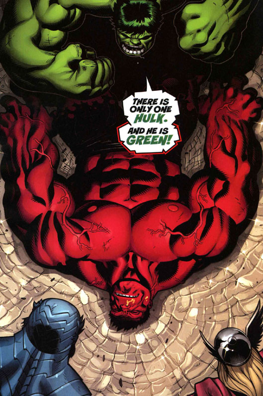 Pics She She Rulk Vs Hulk