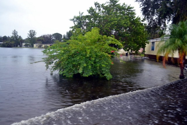 Flooding in Brevard County