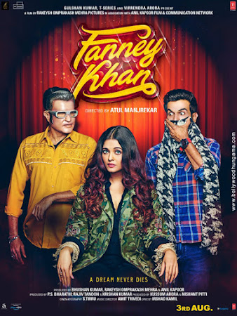 Fanney Khan (2018) Movie Poster