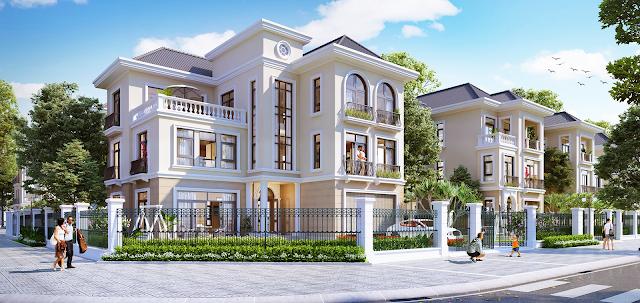 Biệt thự An Vượng Villas