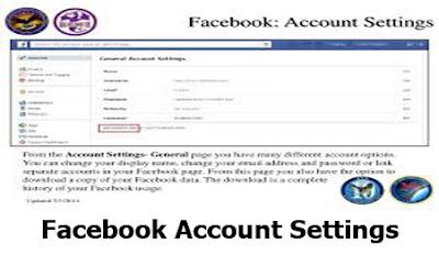 www.Facebook.com - Facebook Account | Facebook Account Settings