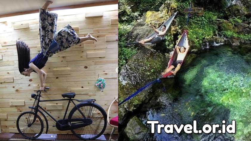 Ini Dia 2 Tempat Wisata Paling Ngehits dan Kekinian di Kota Bandung!