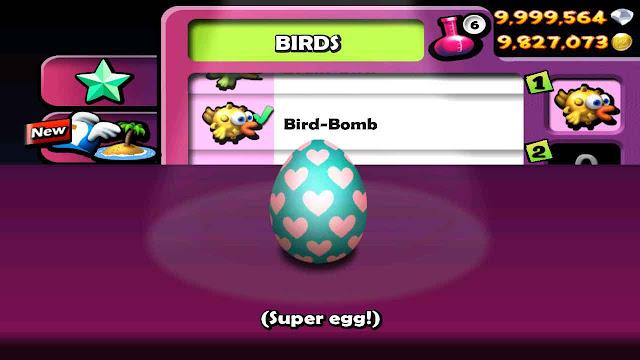 zombie tsunami telur
