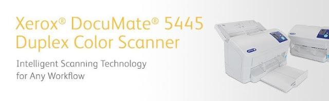 Download Xerox DocuMate 5445 Driver Scanner