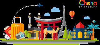 travel umroh dan haji dan tour muslim yang halal