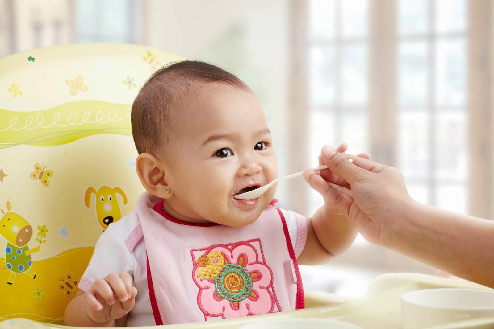 Apa Saja Makanan Penambah Berat Badan Bayi?