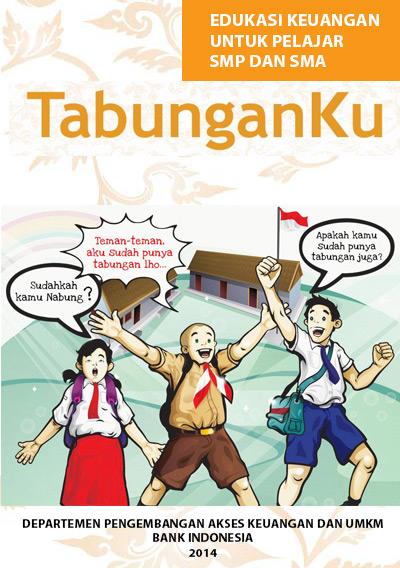Buku Edukasi Tentang Tabungan Keuangan Untuk Pelajar SMP DAN SMA