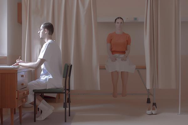 Пытки током на гинекологическом кресле