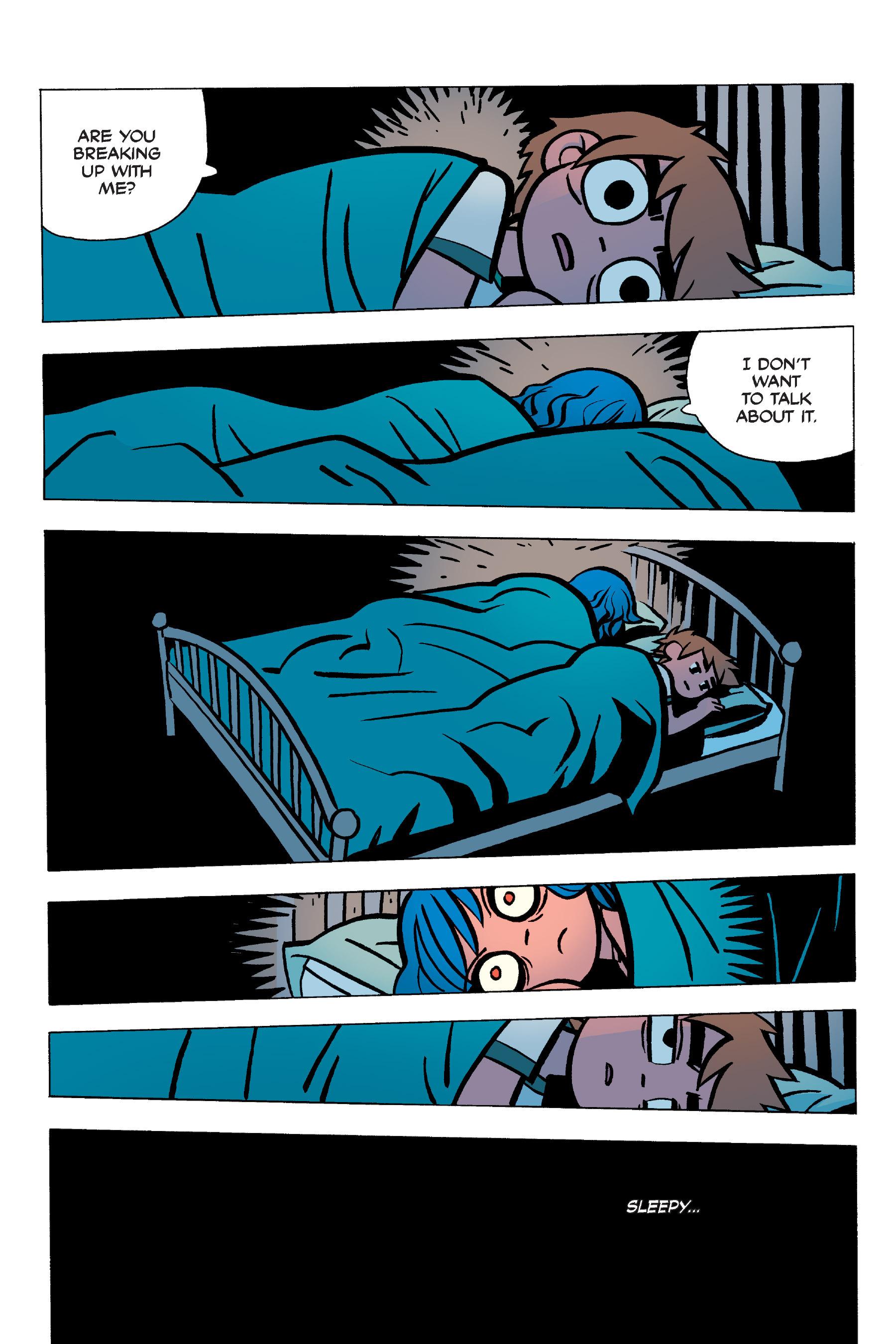 Read online Scott Pilgrim comic -  Issue #5 - 108