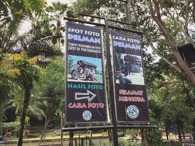 Spot foto dan cara foto ala Taman Botani Sukorambi