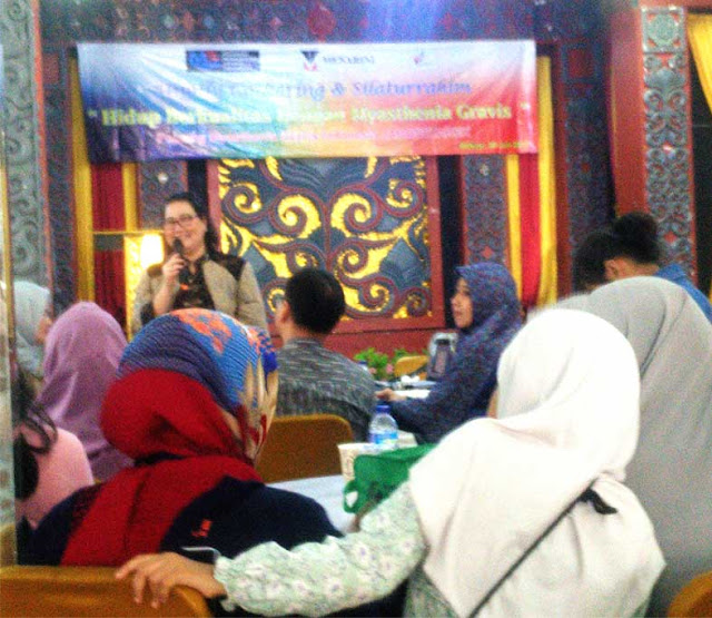 Gathering Pejuang Myasthenia Gravis Indonesia