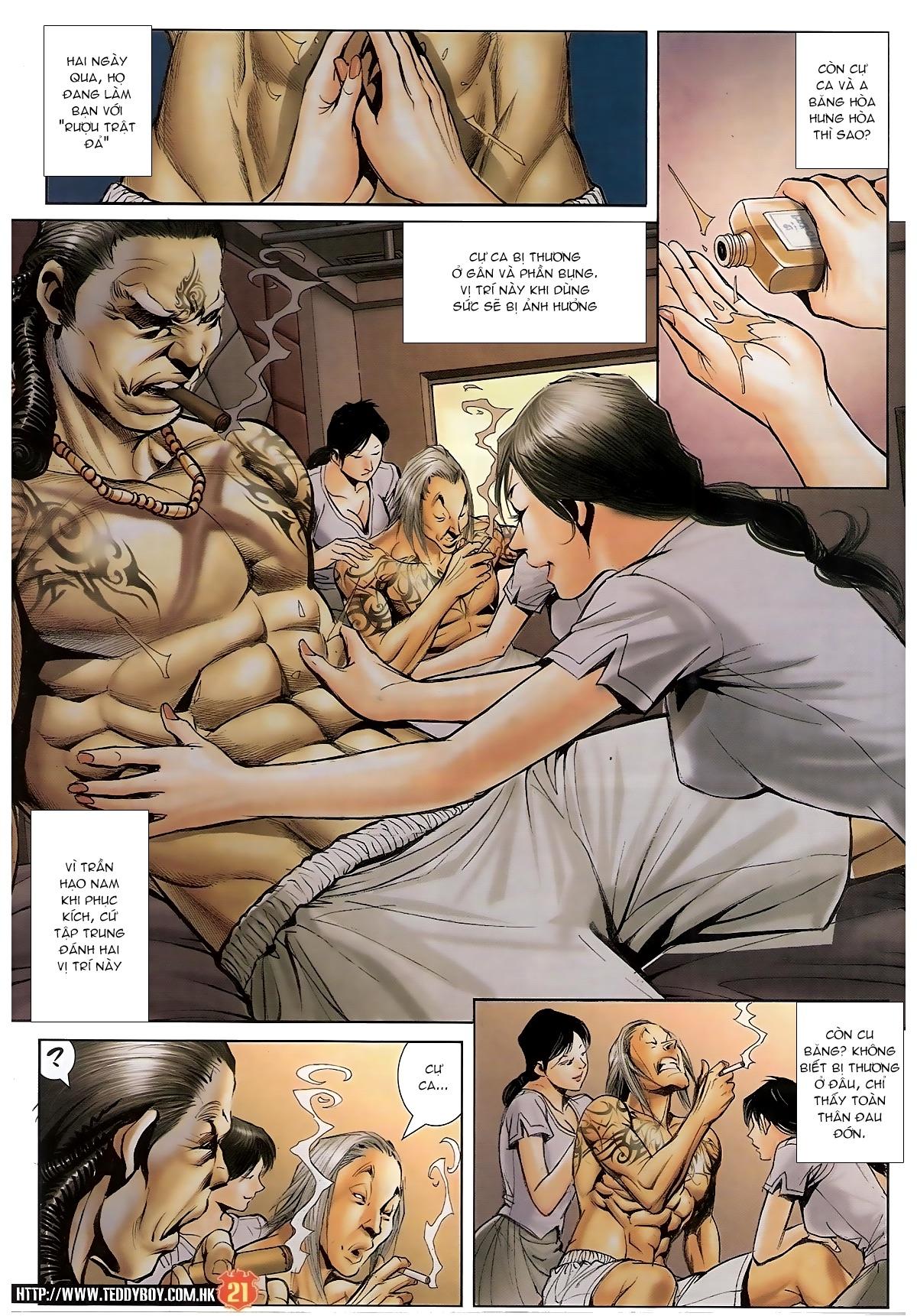 Người Trong Giang Hồ - Chapter 1551: Phong phạm Tọa Quán - Pic 18
