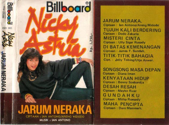 Download kumpulan lagu nicky astria lengkap | download full gratis.
