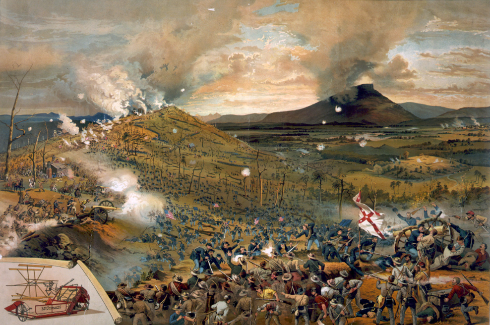 The Union Triumphs, 1863–1865