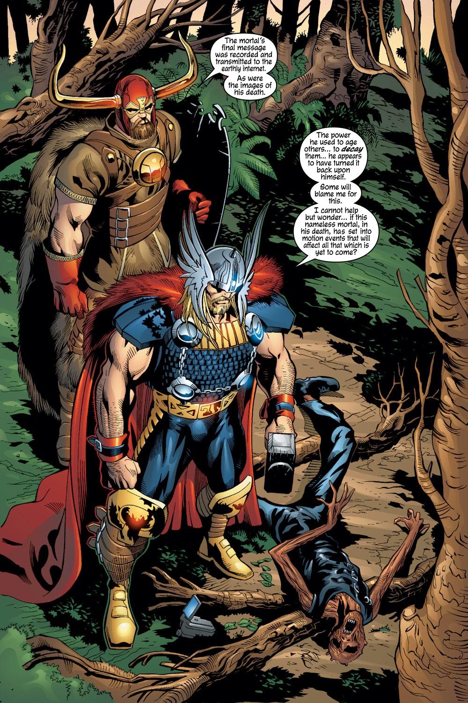 Thor (1998) Issue #56 #57 - English 21