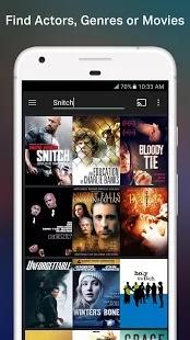 تحميل برنامج  tubi tv برنامج لمشاهدة الافلام والمسلسلات  للأيفون و الاندرويد مجانا