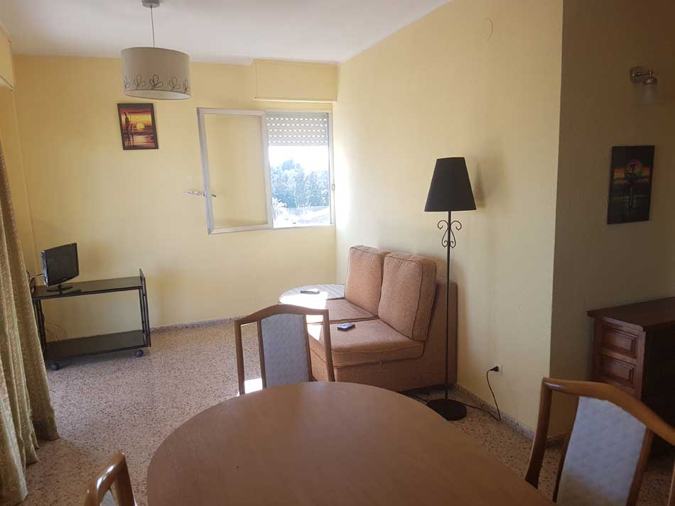 apartamento en alquiler calle les barraques benicasim salon1