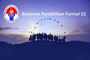 Beasiswa S2 Dalam Negeri Kemenpora Tahun 2017
