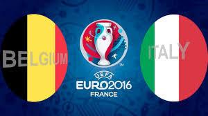 نتيجة مشاهدة اهداف مباراة ايطاليا وبلجيكا 2-0 امس الاثنين 13-6-2016 بطولة أمم أوروبا يورو 2016