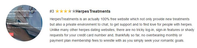 Top herpes-dating-sites
