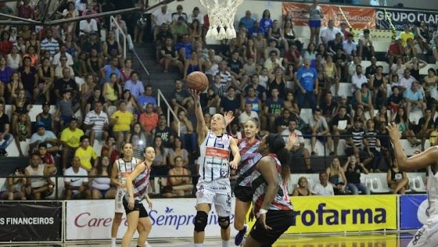 Corinthians Americana vence e força mais um jogo da Liga de Basquete