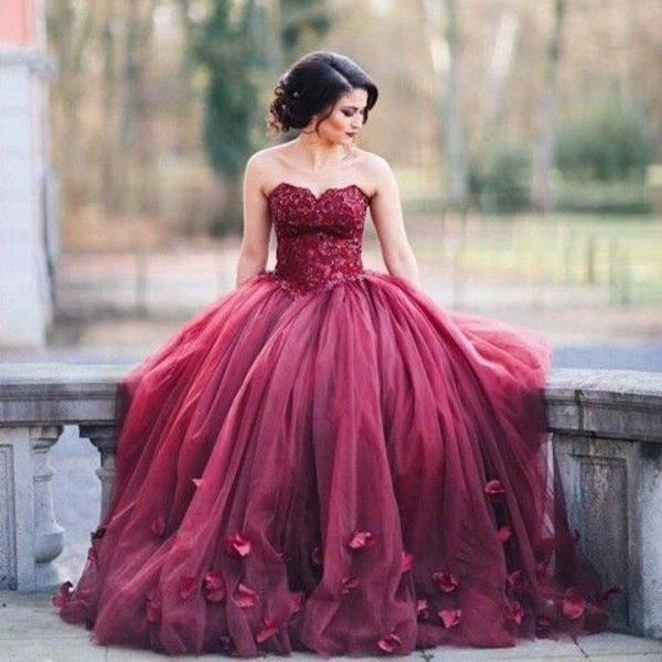 2016 Fashion Trends In Wedding Dress