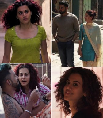 #instamag-meet-yours-truly-rumi-taapsee-pannu