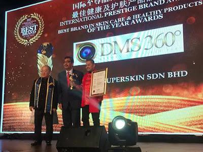 dms360 peringkat antarabangsa