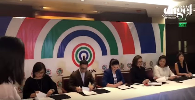 After The Contract Signing, Angel Locsin Gave A Heartfelt Message To The Kapamilya Network, And Her Fans