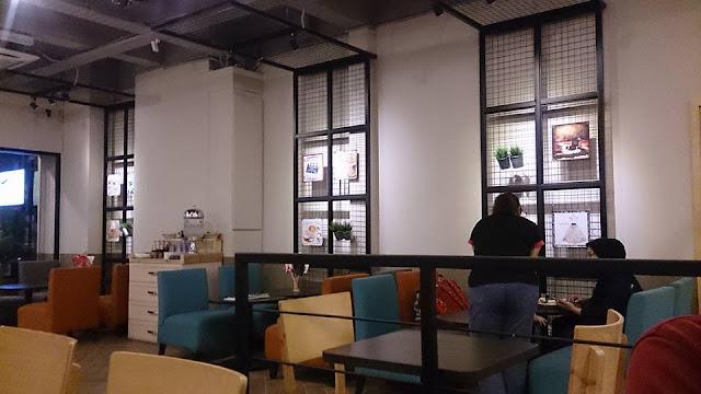 Kafe Pretz n' Beanz Bangsar