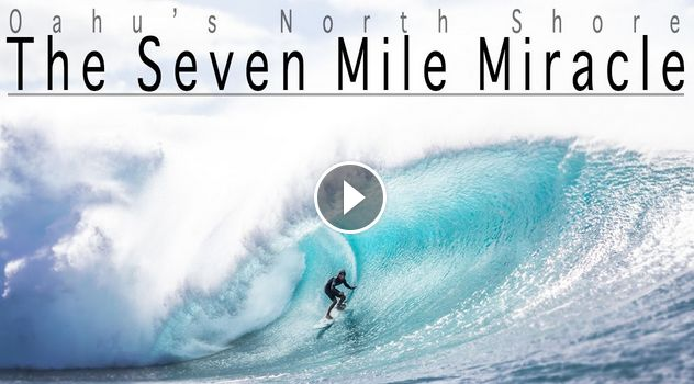 Oahu s North Shore The Seven Mile Miracle