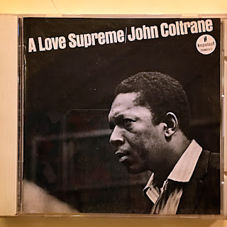 A Love Supreme / John Coltrane