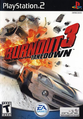 Burnout 3 Takedown PS2 GAME ISO