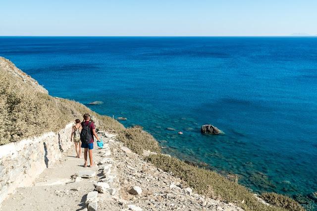Baie de Mouros-Amorgos-Cyclades