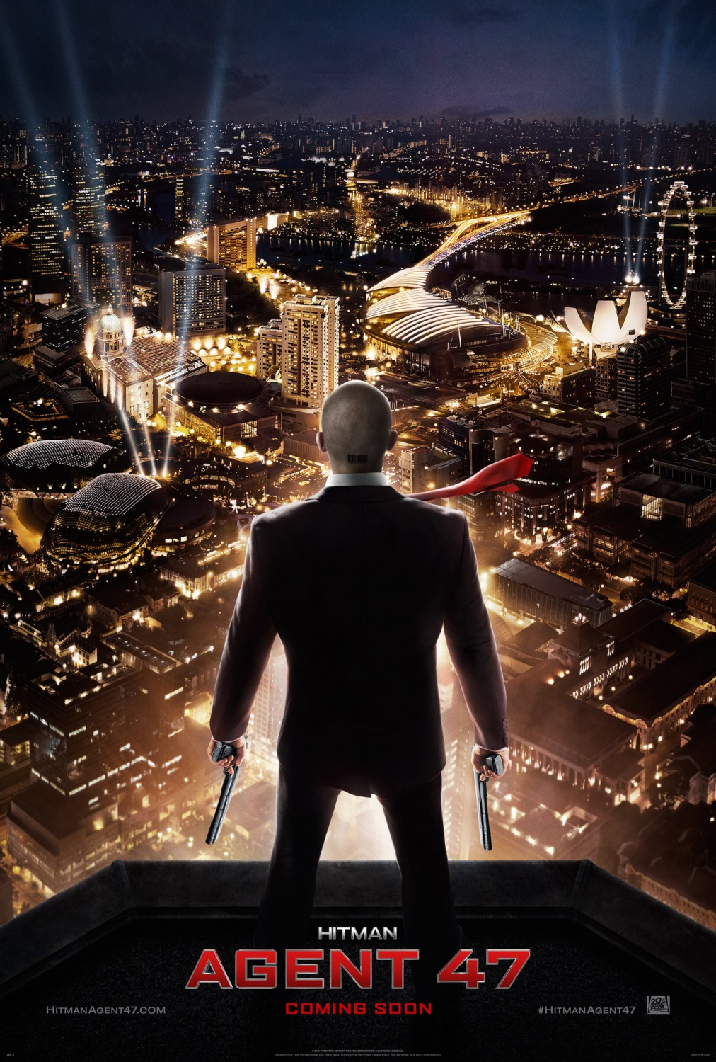 Lolo Loves Films Movie Review 299 Hitman Agent 47 2015