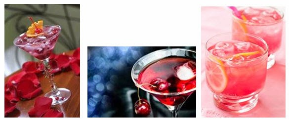 Sweet Valentine's Day Drinks by Cascade Ice via www.productreviewmom.com