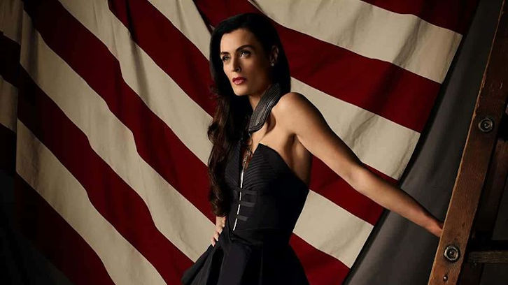 Motherland: Fort Salem - Season 2 - Lyne Renee Promoted to Series Regular