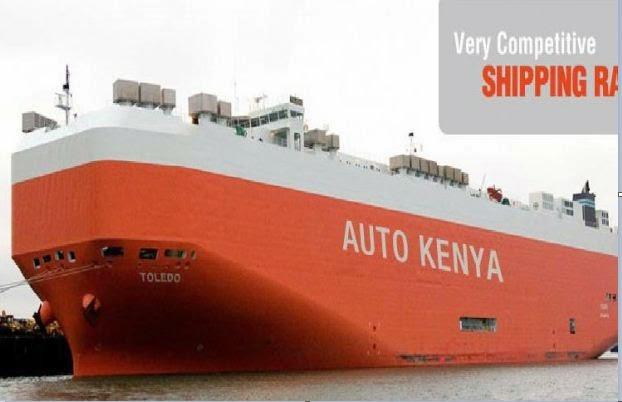 Shipping to Kenya