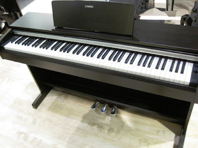 Âm thanh piano điện yamaha - chất miễn chê