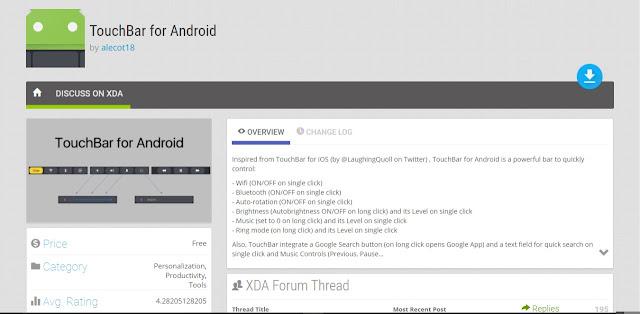 TouchBar download