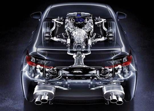 2015 Lexus RC F Coupe Specs and Price
