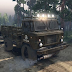 GAZ 66 Diesel – SpinTires 2014