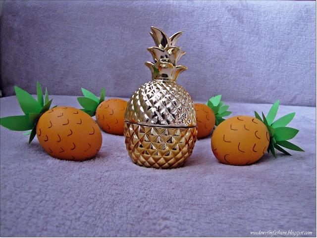 Ananasowy kwintet